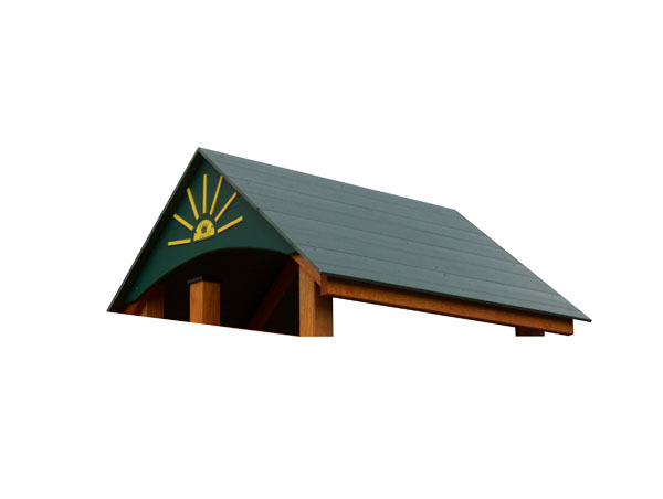 poly roof